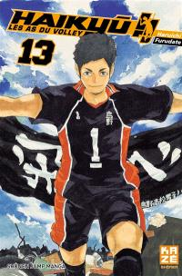 Haikyu !! : les as du volley. Volume 13, Terrain de jeu