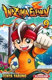 Inazuma eleven. Volume 9