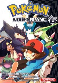 Pokémon : Noir et Blanc. Volume 6