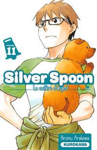 Silver spoon : la cuillère d'argent. Volume 11
