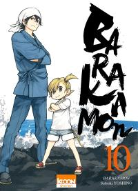 Barakamon. Volume 10