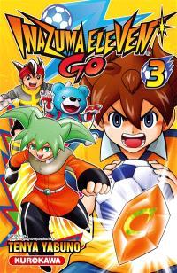 Inazuma eleven go. Volume 3