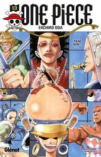 One Piece : édition originale. Volume 13, Tiens bon !!