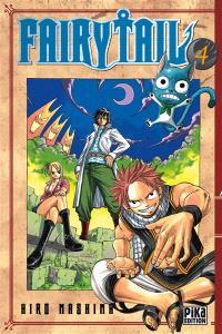 Fairy Tail. Volume 4