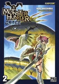 Monster hunter orage. Volume 2
