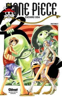 One Piece : édition originale. Volume 14, Instinct