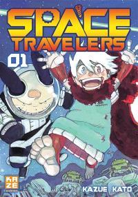 Space travelers. Volume 1
