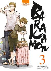 Barakamon. Volume 3
