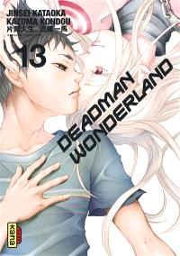 Deadman wonderland. Volume 13