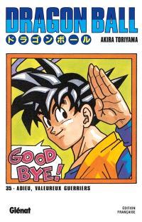Dragon ball. Volume 35, L'adieu de Sangoku