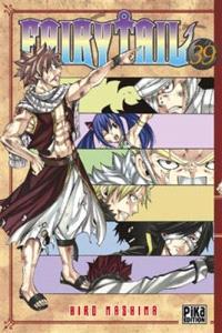 Fairy Tail. Volume 39