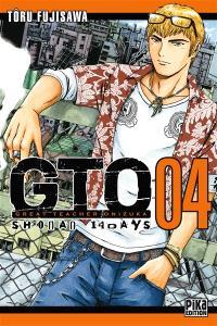 GTO : Shonan 14 days. Volume 4