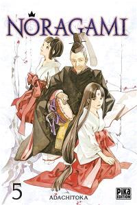 Noragami. Volume 5