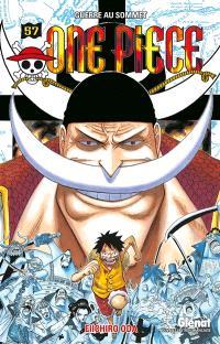 One Piece : édition originale. Volume 57, Guerre au sommet