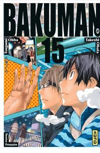 Bakuman. Volume 15