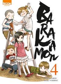 Barakamon. Volume 4