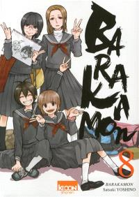 Barakamon. Volume 8