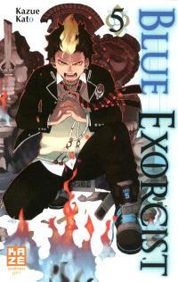 Blue exorcist. Volume 5