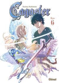 Cagaster. Volume 6