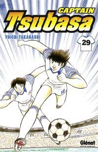 Captain Tsubasa : Olive et Tom. Volume 29