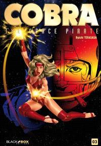 Cobra, the space pirate. Volume 3