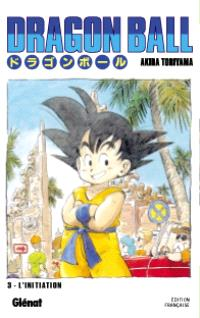 Dragon ball. Volume 3, L'initiation