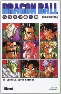 Dragon ball. Volume 41, Super Gotenks