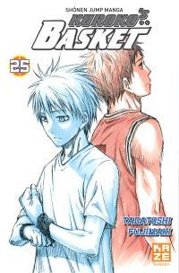 Kuroko's basket. Volume 25