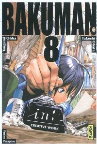 Bakuman. Volume 8