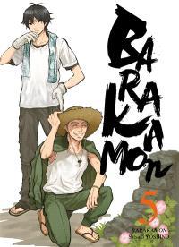 Barakamon. Volume 5