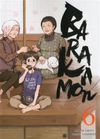 Barakamon. Volume 6