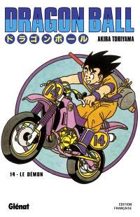 Dragon ball. Volume 14, Le démon