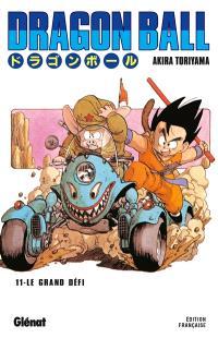 Dragon ball. Volume 11, Le grand défi