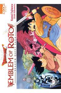 Dragon Quest Saga : emblem of Roto. Volume 1