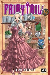Fairy Tail. Volume 14
