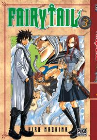Fairy Tail. Volume 3