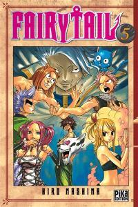 Fairy Tail. Volume 5