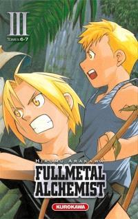 Fullmetal alchemist. Volume 3, Tomes 6, 7