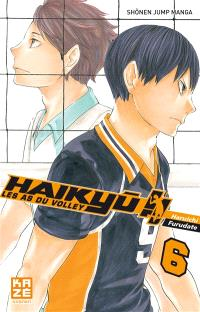 Haikyu !! : les as du volley. Volume 6, The duel des passeurs