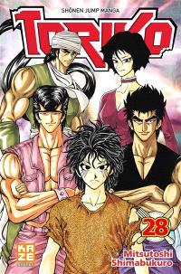Toriko. Volume 28, Les larmes du tigre !!