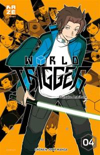 World trigger. Volume 4