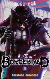 Alice in Borderland. Volume 11