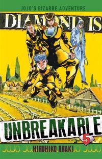 Diamond is unbreakable : Jojo's bizarre adventure. Volume 5