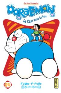Doraemon : le chat venu du futur. Volume 24