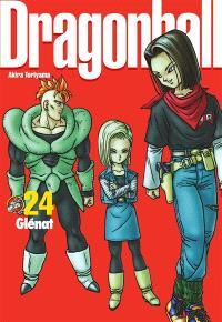 Dragon Ball : perfect edition. Volume 24
