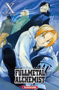 Fullmetal alchemist. Volume 10, Tomes 20, 21