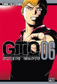 GTO : Shonan 14 days. Volume 6