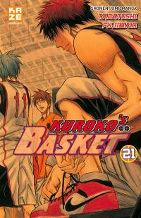 Kuroko's basket. Volume 21