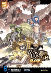 Monster hunter flash. Volume 8