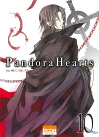 Pandora hearts. Volume 10